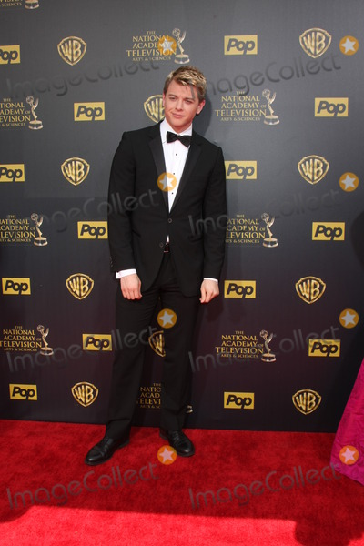 Chad Duell Photo - LOS ANGELES - APR 26  Chad Duell at the 2015 Daytime Emmy Awards at the Warner Brothers Studio Lot on April 26 2015 in Burbank CA