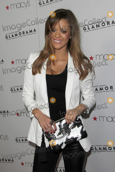 Nikolette Noel Photo - LOS ANGELES - SEP 7  Nikolette Noe arrives at the Macys Passport 30th Glamorama at Orpheum Theater on September 7 2012 in Los Angeles CA