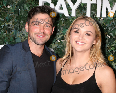 Hunter King Photo - LOS ANGELES - OCT 10  Robert Adamson Hunter King at the CBS Daytime 1 for 30 Years Exhibit Reception at the Paley Center For Media on October 10 2016 in Beverly Hills CA