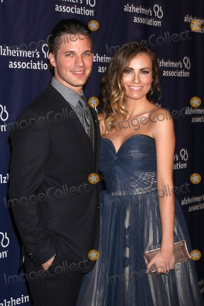 Angela Lanter Photo - LOS ANGELES - MAR 18  Matt Lanter Angela Lanter at the 23rd Annual A Night at Sardis to benefit the Alzheimers Association at the Beverly Hilton Hotel on March 18 2015 in Beverly Hills CA