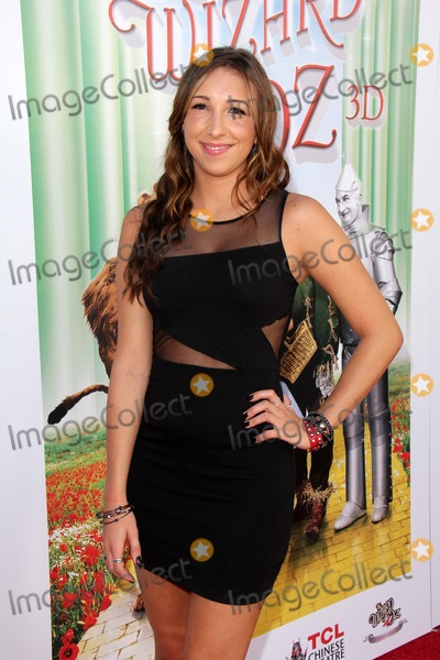 Ashley Edner Photo - LOS ANGELES - SEP 15  Ashley Edner at the The Wizard Of Oz 3D World Premiere Screening at TCL Chinese IMAX Theate on September 15 2013 in Los Angeles CA