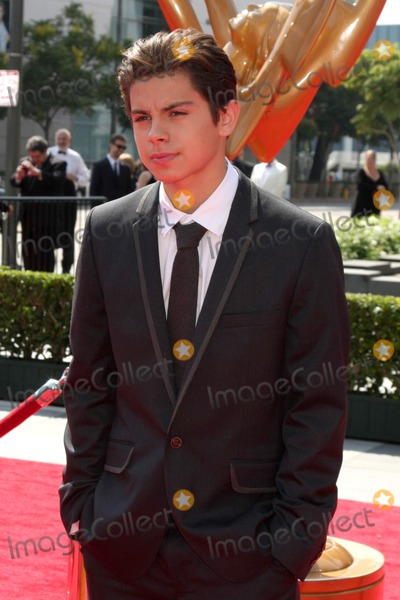 Jake T Austin Photo - LOS ANGELES - SEP 10  Jake T Austin arriving at the Celebration of LA ARTS MONTH at Calvin Klein Store on September 10 2011 in Los Angeles CA