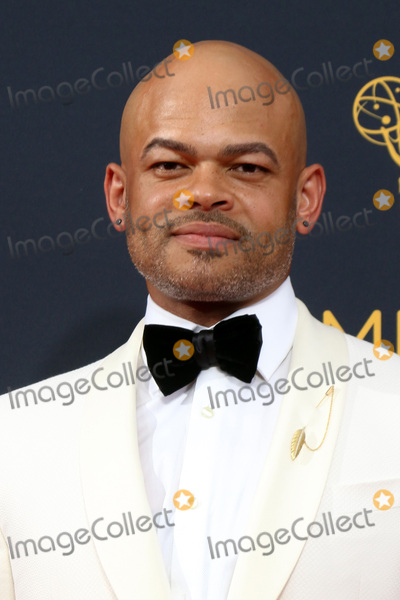 Anthony Hemingway Photo - LOS ANGELES - SEP 18  Anthony Hemingway at the 2016 Primetime Emmy Awards - Arrivals at the Microsoft Theater on September 18 2016 in Los Angeles CA