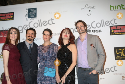 Amy Yasbeck Photo - LOS ANGELES - FEB 28  Carly Ritter Jason Ritter Melanie Lynskey Amy Yasbeck Tyler Ritter at the Style Hollywood Viewing Party 2016 at the Hollywood Museum on February 28 2016 in Los Angeles CA