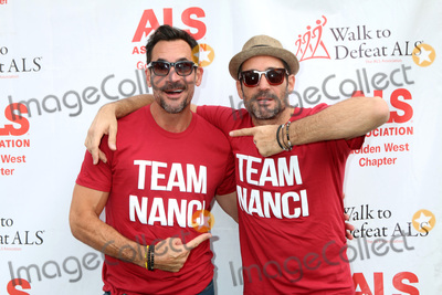 Gregory Zarian Photo - LOS ANGELES - OCT 16  Lawrence Zarian Gregory Zarian at the ALS Association Golden West Chapter Los Angeles County Walk To Defeat ALS at the Exposition Park on October 16 2016 in Los Angeles CA