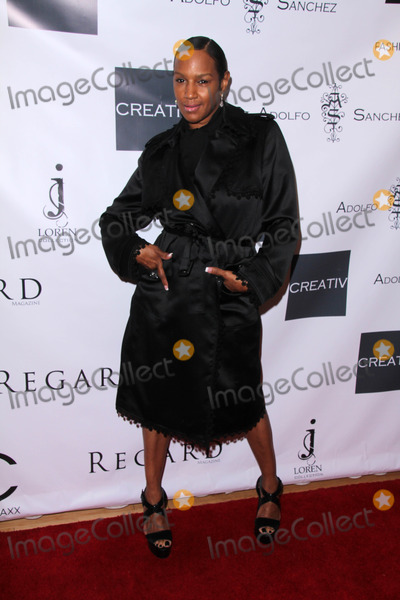 Jackie Christie Photo - LOS ANGELES - OCT 20  Jackie Christie at the Creativ PR Collections at Fashion Week at Mondrian on October 20 2014 in West Hollywood CA