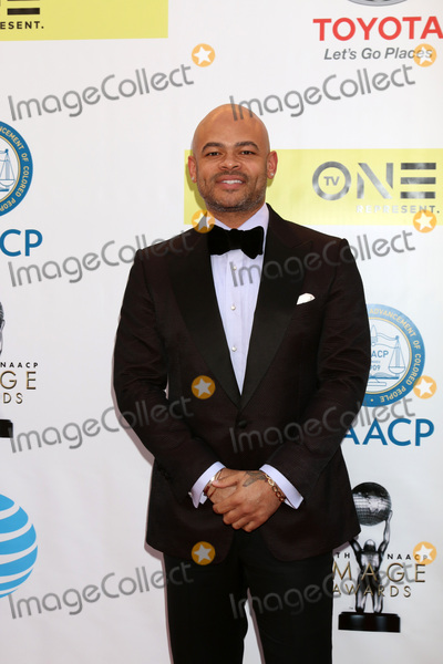 Anthony Hemingway Photo - LOS ANGELES - FEB 11  Anthony Hemingway at the 48th NAACP Image Awards Arrivals at Pasadena Conference Center on February 11 2017 in Pasadena CA