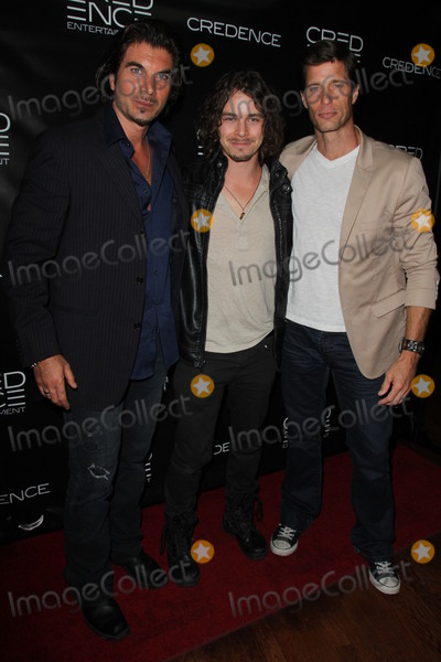 Rib Hillis Photo - LOS ANGELES - JUN 10  Victor Alfieri Riley Bodenstab Rib Hillis at the A Killer Of Men Screening  Credence Entertainment Launch Event at the ACME Theater on June 10 2015 in Los Angeles CA