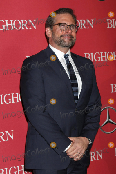 Steve Carell Photo - PALM SPRINGS - JAN 2  Steve Carell at the 27th Palm Springs International Film Festival Gala at the Convention Center on January 2 2016 in Palm Springs CA