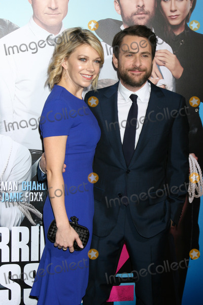 Charlie Day Photo - LOS ANGELES - NOV 20  Mary Elizabeth Ellis Charlie Day at the Horrible Bosses 2 Premiere at the TCL Chinese Theater on November 20 2014 in Los Angeles CA