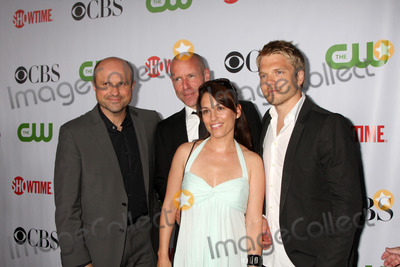 Amy Jo Johnson Photo - Flashpoint Cast (Enrico Colantoni Hugh Dillon Amy Jo Johnson  David Paetkau) arriving at the CBS Television Distribution TCA Stars Party at the Huntington Library in San Marino CA  on August 3 2009