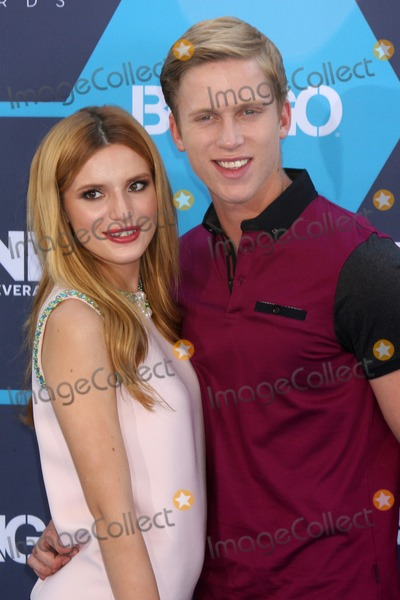 Bella Thorne Photo - LOS ANGELES - JUL 27  Bella Thorne Tristan Klier at the 2014 Young Hollywood Awards  at the Wiltern Theater on July 27 2014 in Los Angeles CA