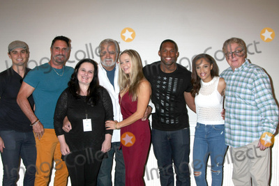 Darin Brooks Photo - LOS ANGELES - AUG 16  Darin Brooks Don Diamont Cathy Tomas John McCook Jennifer Gareis Lawrence Saint-Victor Reign Edwards Dick Christie at the Bold and Beautiful Fan Event Sunday at the Universal Sheraton Hotel on August 16 2015 in Universal City CA