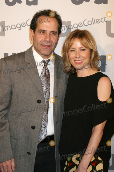 Traylor Howard Photo - Tony Shalhoub  Traylor HowardUSA Network 2008 LA UpfrontCraftCentury City CAApril 3 2008
