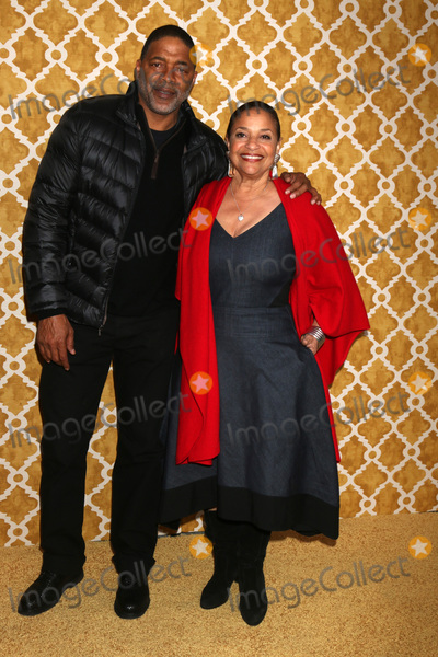 Norm Nixon Photo - LOS ANGELES - MAR 31  Norm Nixon Debbie Allen at the Confirmation HBO Premiere Screening at the Paramount Studios Theater on March 31 2016 in Los Angeles CA