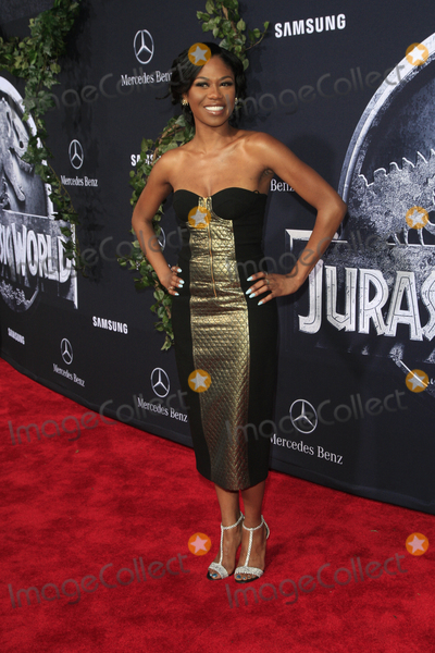 Vanessa Lee Chester Photo - LOS ANGELES - JUN 9  Vanessa Lee Chester at the Jurassic World World Premiere at the Dolby Theater Hollywood  Highland on June 9 2015 in Los Angeles CA