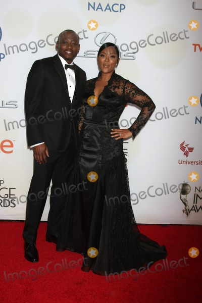 Omar Epps Photo - LOS ANGELES - FEB 6  Omar Epps at the 46th NAACP Image Awards Arrivals at a Pasadena Convention Center on February 6 2015 in Pasadena CA