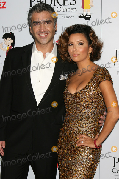 Alejandro Fernandez Photo - Alejandro Fernandez  Eva Longoria arriving at the Padres Contra El Cancers 2008 El Sueno De Esperanza Gala at the Grand Ballroom in Los Angeles  CA onOctober 7 2008