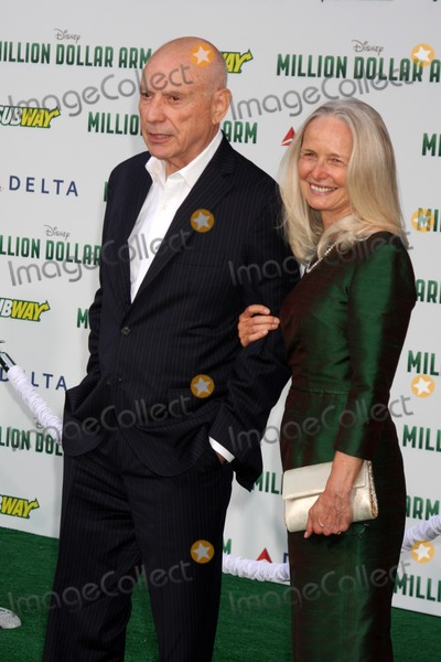 Alan Arkin Photo - LOS ANGELES - MAY 6  Alan Arkin at the Million Dollar Arm Premiere at El Capitan Theater on May 6 2014 in Los Angeles CA