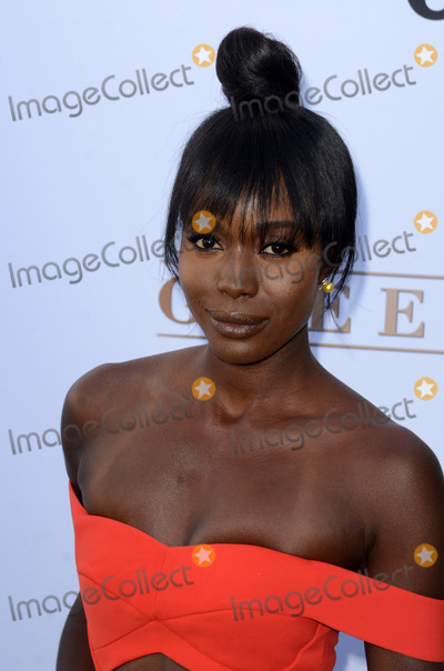 Anna Diop Photo - LOS ANGELES - JUN 15  Anna Diop at the Greenleaf OWN Series Premiere at the The Lot on June 15 2016 in West Hollywood CA
