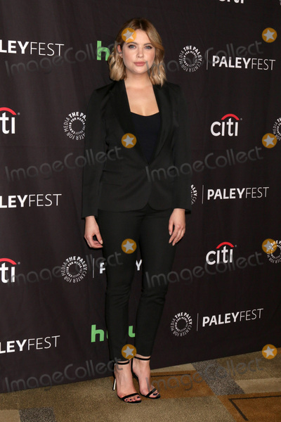 Ashley Benson Photo - LOS ANGELES - MAR 25  Ashley Benson at the 34th Annual PaleyFest Los Angeles - Pretty Little Liars at Dolby Theater on March 25 2017 in Los Angeles CA