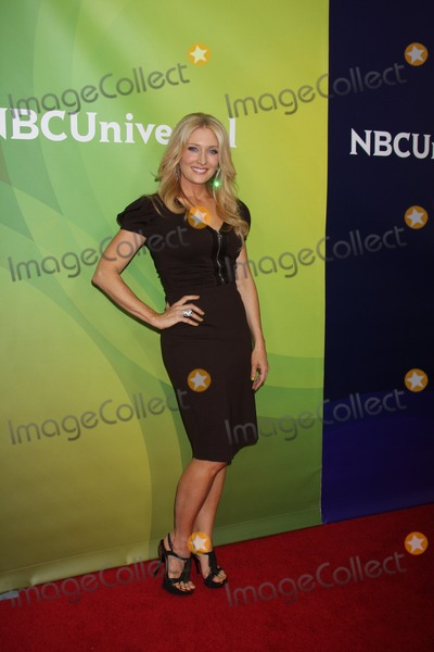 Amber Kelleher-Andrews Photo - LOS ANGELES - JUL 24  Amber Kelleher-Andrews arrives at the NBC TCA Summer 2012 Press Tour at Beverly Hilton Hotel on July 24 2012 in Beverly Hills CA
