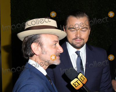 Leo DiCaprio Photo - LOS ANGELES - OCT 24  Fisher Stevens Leo Dicaprio at the Screening Of National Geographic Channels Before The Flood at Bing Theater At LACMA on October 24 2016 in Los Angeles CA