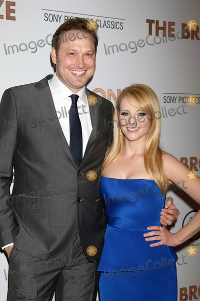 Melissa Rauch Photo - LOS ANGELES - MAR 7  Winston Rauch Melissa Rauch at the The Bronze Premiere at the SilverScreen Theater at the Pacific Design Center on March 7 2016 in Los Angeles CA