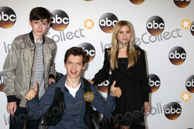 Kyla Kenedy Photo - LOS ANGELES - AUG 4  Mason Cook Micah Fowler Kyla Kenedy at the ABC TCA Summer 2016 Party at the Beverly Hilton Hotel on August 4 2016 in Beverly Hills CA