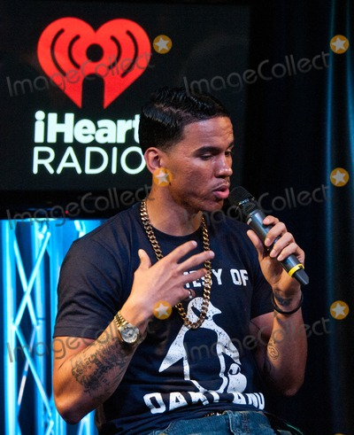 Adrian Marcel Photo - BALA CYNWYD PA USA - AUGUST 01 American RB Singer-Songwriter Adrian Marcel Performs at Power 99s Performance Theatre on August 01 2014 in Bala Cynwyd Pennsylvania United States (Photo by Paul J FroggattFamousPix)