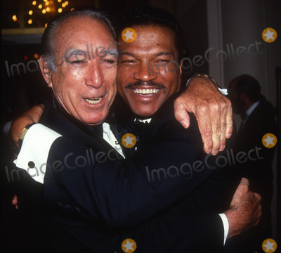 Anthony Quinn Photo - Anthony Quinn Billy Dee Williams2014JPG1991 FILE PHOTONew York NYAnthony Quinn Billy Dee WilliamsPhoto by Adam Scull-PHOTOlinknetONE TIME REPRODUCTION RIGHTS ONLYNO WEBSITE USE WITHOUT AGREEMENTE-TABLETIPAD  MOBILE PHONE APPPUBLISHING REQUIRE ADDITIONAL FEES718-374-3733-OFFICE - 917-754-8588-CELLeMail INFOPHOTOLINKNET