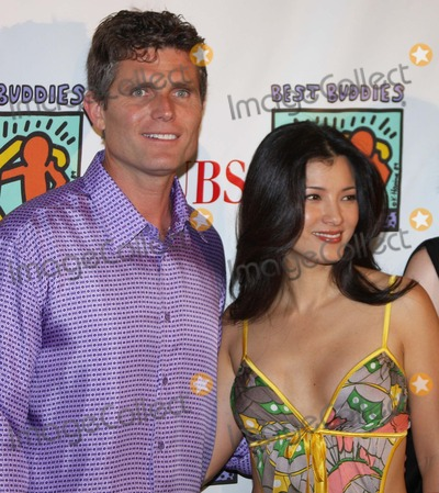 Anthony Shriver Photo - Miami Fl 12-01-2007Kelly Hu  Anthony Shriver11th Annual Best Buddies Gala Bicentennial ParkDigital Photo by JR Davis-PHOTOlinknet
