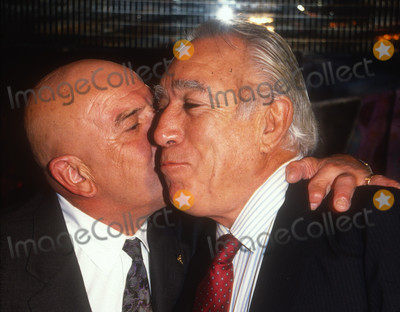 Anthony Quinn Photo - Telly Savalas Anthony Quinn2149JPG1989 FILE PHOTONew York NYTelly Savalas Anthony QuinnPhoto by Adam Scull-PHOTOlinknetONE TIME REPRODUCTION RIGHTS ONLYNO WEBSITE USE WITHOUT AGREEMENTE-TABLETIPAD  MOBILE PHONE APPPUBLISHING REQUIRE ADDITIONAL FEES718-374-3733-OFFICE - 917-754-8588-CELLeMail INFOPHOTOLINKNET