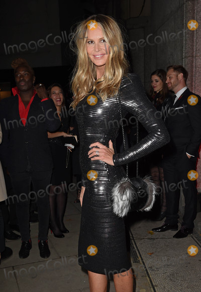 Elle Macpherson Photo - Photo by KGC-143starmaxinccomSTAR MAXCopyright 2015ALL RIGHTS RESERVEDTelephoneFax (212) 995-1196102815Elle Macpherson at the Veuve Clicquot Widow Series A Beautiful Darkness exhibition(London England UK)