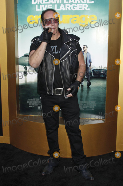 Andrew Dice Clay Photo - Photo by REWestcomstarmaxinccomSTAR MAX2015ALL RIGHTS RESERVEDTelephoneFax (212) 995-11966115Andrew Dice Clay at the premiere of Entourage(Westwood CA)