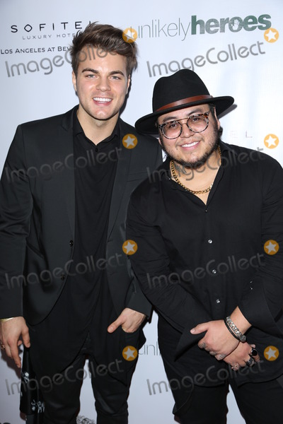 Andrew Garcia Photo - Photo by JMAstarmaxinccomSTAR MAX2014ALL RIGHTS RESERVEDTelephoneFax (212) 995-119611814Josh Golden and Andrew Garcia at the 3rd Annual Unlikely Heroes Awards Dinner and Gala(Beverly Hills CA)