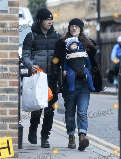 Keira Knightley Photo - Photo by KGC-296starmaxinccomSTAR MAX2016ALL RIGHTS RESERVEDTelephoneFax (212) 995-119611816Keira Knightley James Righton and daughter Edie are seen in London England