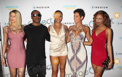 Nicole Mitchell Murphy Photo - Photo by REWestcomstarmaxinccomSTAR MAX2016ALL RIGHTS RESERVEDTelephoneFax (212) 995-119672516Paige Butcher Eddie Murphy Bria Murphy Nicole Mitchell Murphy and Shayne Audra Murphy at the premiere of Amateur Night(Hollywood CA)