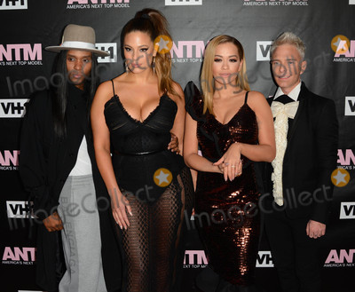 Ashley Graham Photo - Photo by Patricia SchleinstarmaxinccomSTAR MAX2016ALL RIGHTS RESERVEDTelephoneFax (212) 995-119612816Law Roach Ashley Graham Rita Ora and Drew Elliott  at VH1s Americas Next Top Model Premiere(NYC)