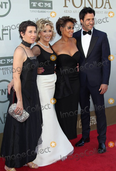 Vanessa Vadim Photo - Photo by REWestcomstarmaxinccomSTAR MAX2014ALL RIGHTS RESERVEDTelephoneFax (212) 995-11966514Vanessa Vadim Jane Fonda Simone Garity and Troy Garity at the American Film Institute (AFI) 42nd Life Achievement Award(Hollywood CA)