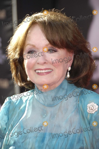 Ann Blyth Photo - Ann Blythe during the TCM Classic Film Festival presentation of the 45th Anniversary Restoration of FUNNY GIRL held at the TCL Chinese Theatre on April 25 2013 in Los AngelesPhoto Michael Germana Star Max