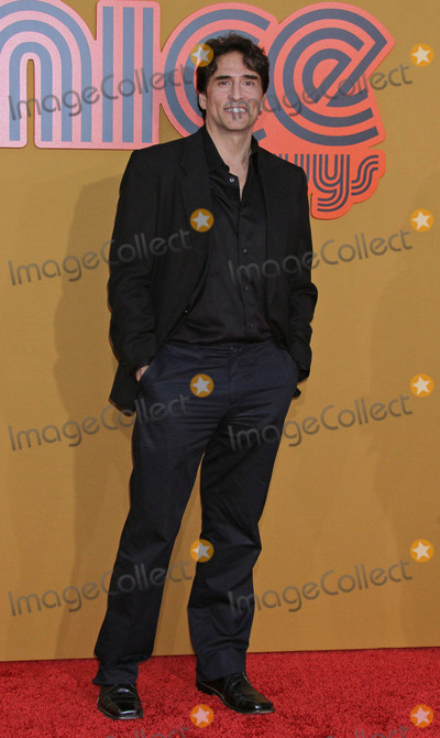 Vincent Spano Photo - Photo by REWestcomstarmaxinccomSTAR MAX2016ALL RIGHTS RESERVEDTelephoneFax (212) 995-119651016Vincent Spano at the premiere of The Nice Guys(Los Angeles CA)
