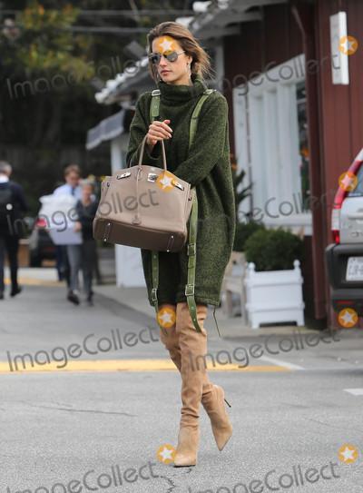 Alessandra Ambrosio Photo - Photo by EPARFstarmaxinccomSTAR MAX2016ALL RIGHTS RESERVEDTelephoneFax (212) 995-119612916Alessandra Ambrosio is seen in Los Angeles CA