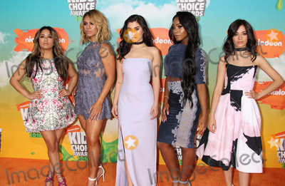 Fifth Harmony Photo - Photo by REWestcomstarmaxinccomSTAR MAXCopyright 2016ALL RIGHTS RESERVEDTelephoneFax (212) 995-119631216Ally Brooke Dinah-Jane Hansen Lauren Jauregui Normani Kordei and Camila Cabello of Fifth Harmony at the 2016 Nickelodeons Kids Choice Awards(The Forum Inglewood Los Angeles CA)