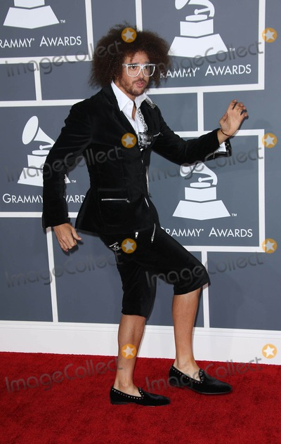 Redfoo Photo - Redfoo     at the 55th Grammy Awards-Arrivals  held at the Los Angeles Convention Center