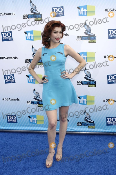 Stevie Ryan Photo - Stevie Ryan during the 2012 DO SOMETHING AWARDS held at the Barker Hangar on August 19 2012 in Santa Monica CaliforniaPhoto Michael Germana Star Max