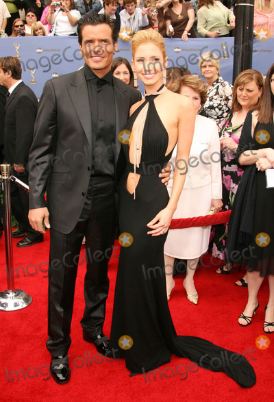 Antonio Sabato Jr Photo - Photo by NPXstarmaxinccom200642806Antonio Sabato Jr and Ashley Jones at the 33rd Annual Daytime Emmy Awards(Los Angeles CA)
