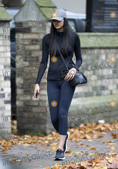 Alexander Wang Photo - Photo by KGC-102starmaxinccomSTAR MAXCopyright 2015ALL RIGHTS RESERVEDTelephoneFax (212) 995-119611615EXCLUSIVENeelam Gill - Burberry model and new face of Abercrombie  Fitch - is seen wearing a skintight workout outfit on the way to the gym at the Berkeley Hotel  Neelam wore Adidas ultra boost black sneakers and was head to toe in Bodyism leggings and a jacket She accessorized the outfit with an Alexander Wang mini Rockie Shoulder Bag  When she left the gym she wore a Yeezy Season 1 limited edition white jacket - reportedly a gift directly from Kanye West(London England UK)ExclusiveUS syndication only