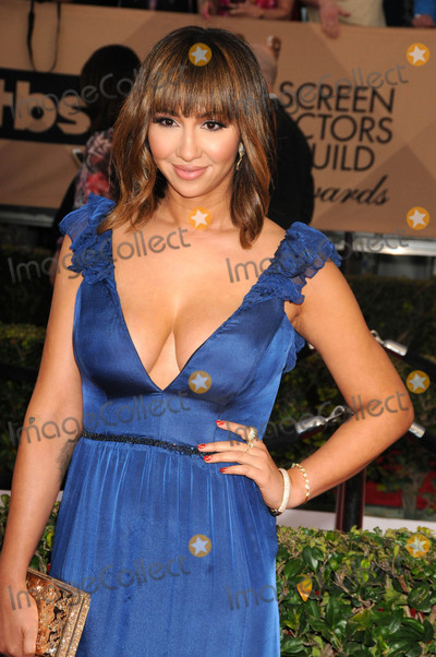 Jackie Cruz Photo - Photo by GalaxystarmaxinccomSTAR MAX2016ALL RIGHTS RESERVEDTelephoneFax (212) 995-119613016Jackie Cruz at the 22nd Annual Screen Actors Guild Awards held at the Shrine Auditorium(Los Angeles CA)