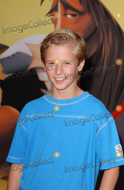 Cayden Boyd Photo - Photo by Lee Rothstarmaxinccom200432104Cayden Boyd at the world premiere of Home On The Range(Hollywood CA)